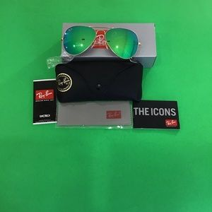Ray-Ban aviator Sunglasses RB3025 ( unisex ) 🕶
